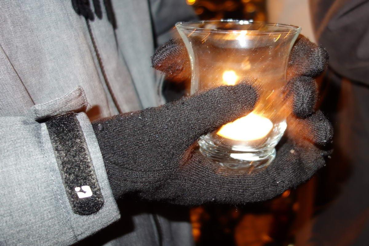 Lichterkette Pankow - für ein solidarisches und gewaltfreies Miteinander, gegen Antisemitismus und Rassismus