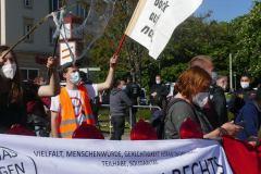OMAS GEGEN RECHTS BERLIN/Deutschland-Bündnis