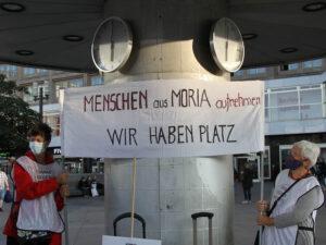 OMAS GEGEN RECHTS BERLIN - Wir haben Platz