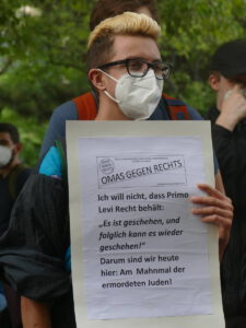 Antifaschismus kennt kein Alter